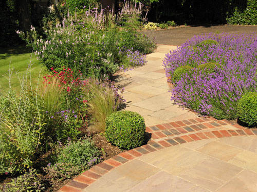 Garden planting, turfing, lighting and maintenance in Surrey